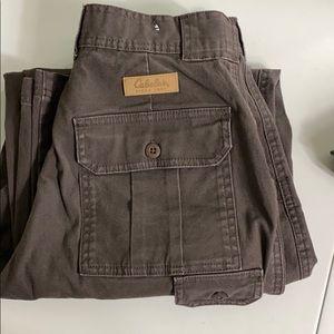Cabela's women's seven pocket hiker pant size 8